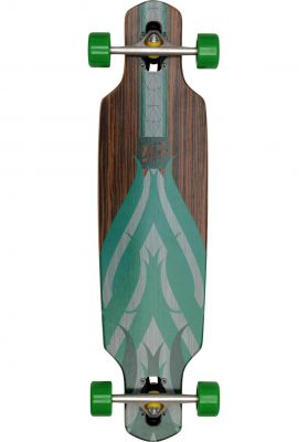 MOB-Skateboards Bloom 34 Ebony