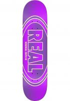 Real Skateboard Decks Crossfade Renewal purple Vorderansicht