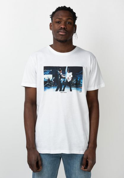 Dedicated T-Shirts I Want To Dance M white vorderansicht 0321731