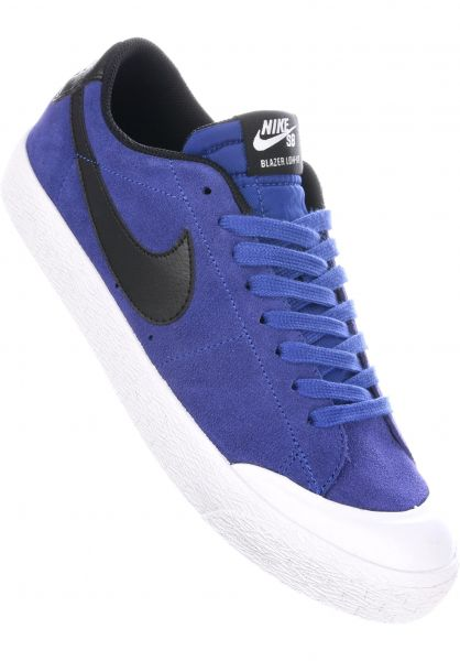 on sale f0f93 d7a37 Nike SB Alle Schuhe Zoom Blazer Low XT deepnight-black-white Vorderansicht
