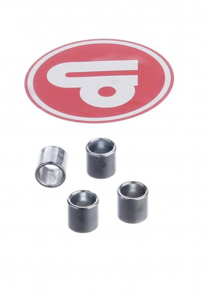 TITUS Sonstiges 8x10 mm Steel Spacer silver Vorderansicht