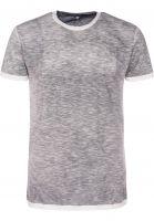 WLD T-Shirts By-My-Side grey Vorderansicht