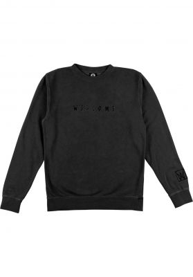 Welcome Icon Pigment Dyed Crew Fleece