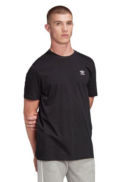 adidas-skateboarding T-Shirts Essential black vorderansicht 0321500