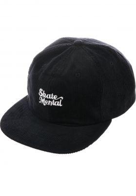 Skate-Mental Script Logo Unstructured