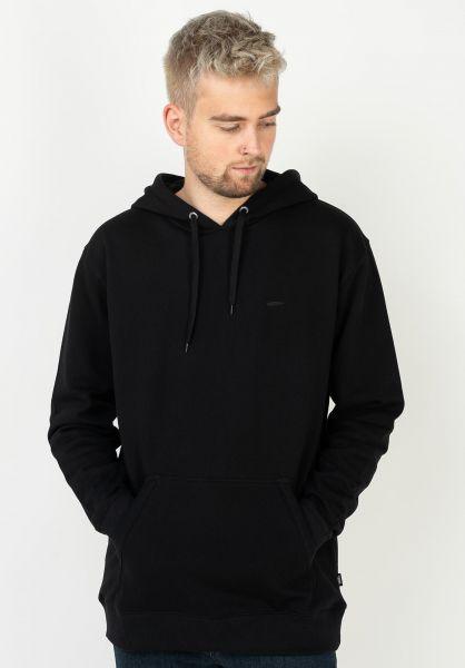 Vans Hoodies Skate black vorderansicht 0445022