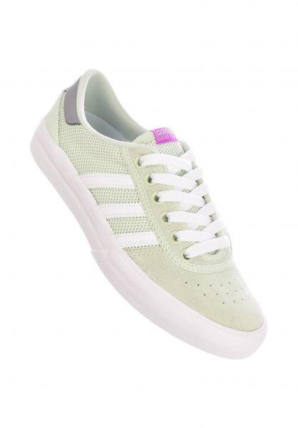 adidas Alle Schuhe Lucas Premiere linengreen-white-grey vorderansicht 0612480
