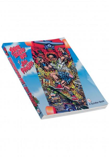 Santa-Cruz Verschiedenes The Skateboard Art Of Jim Phillips Softcover no color Vorderansicht