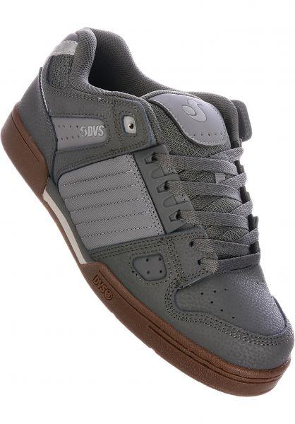 DVS Alle Schuhe Celsius charcoal-grey vorderansicht 0603780