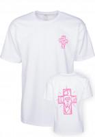 Diamond T-Shirts x Dogtown Diamond Dog white Vorderansicht