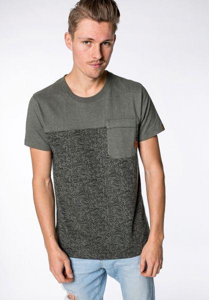 alife and kickin T-Shirts Leo stone 120 vorderansicht 0320765