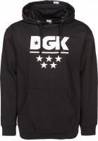 DGK-Hoodies-All-Star-black-Vorderansicht