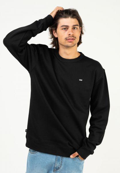 Vans Sweatshirts und Pullover Versa Standard black vorderansicht 0423264