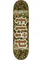flip-skateboard-decks-team-combat-brown-vorderansicht-0266531