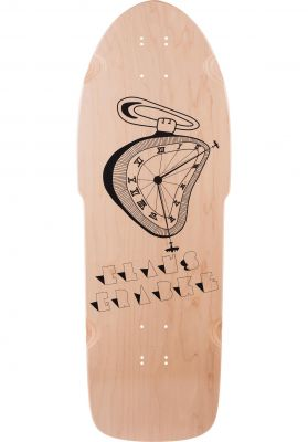TITUS Skateboard Decks Clock - Claus Grabke