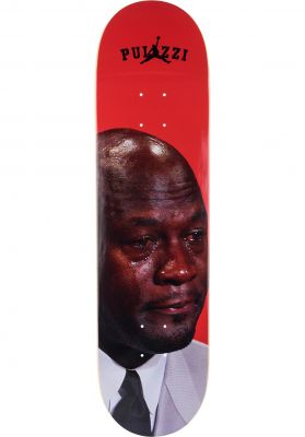 Pizza-Skateboards Crying Michael Pulizzi