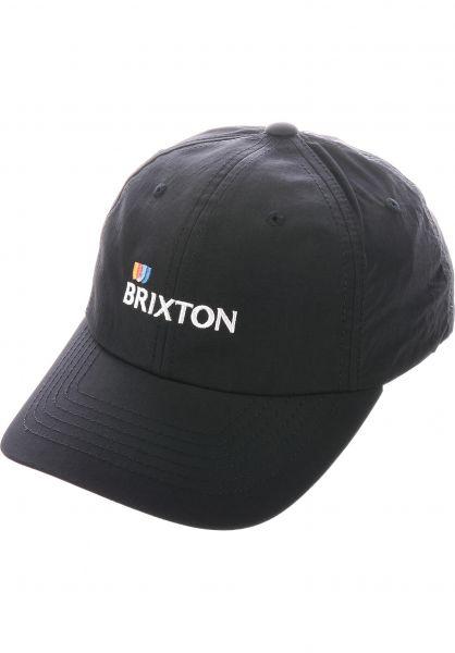 Brixton Caps Stem LP black vorderansicht 0566914