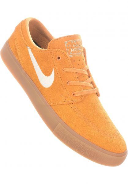 Nike SB Alle Schuhe Zoom Stefan Janoski RM chutneysail-chutneygum-lightbrown vorderansicht 0604615