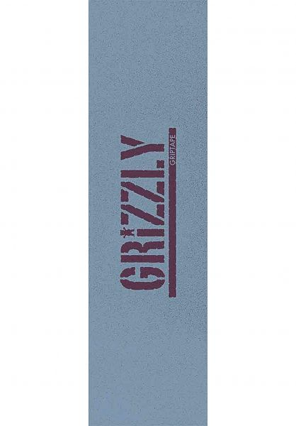 Grizzly Griptape Stamp Neccessities lightblue vorderansicht 0142461