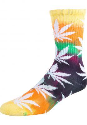 HUF Swirl Tie-Dye Plantlife