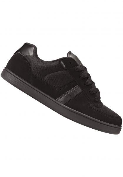 Osiris Alle Schuhe Relic black-black-charcoal Vorderansicht