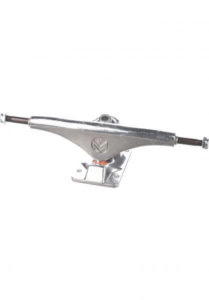 Mini-Logo Achsen 8.75 silverpolished vorderansicht 0121119