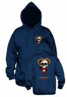 Powell-Peralta Hoodies Mc Gill Skull & Snake Medium Weight navy Vorderansicht