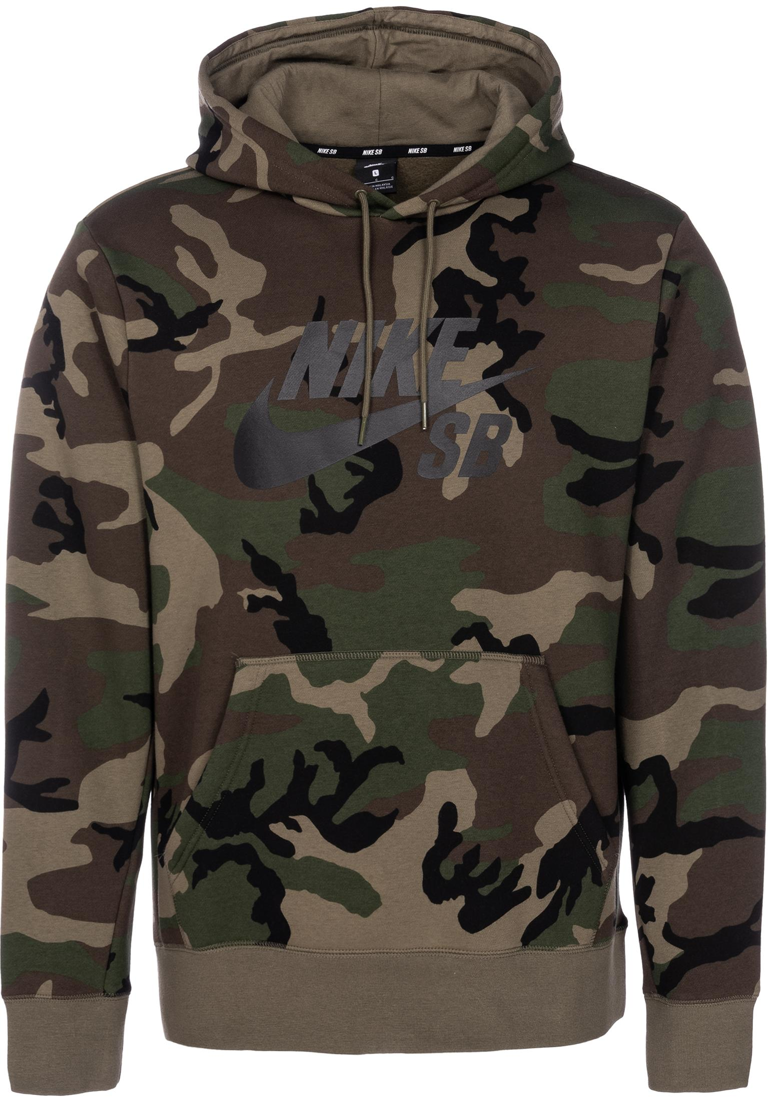 2be92c535ab0 SB Icon Erdl Nike SB Hoodies in camo-olive for Men
