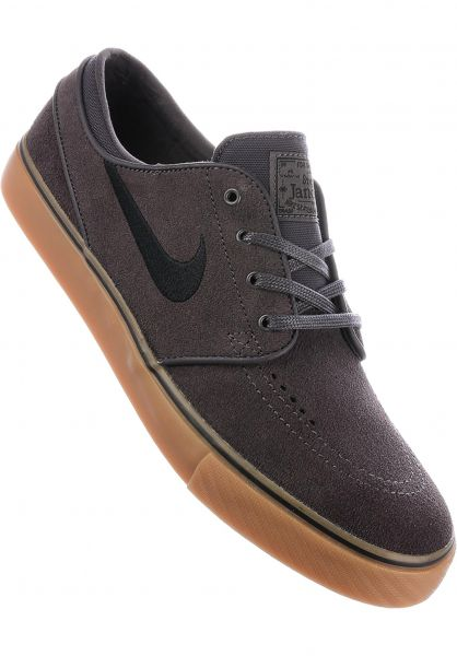 super popular abef4 a4388 Nike SB Alle Schuhe Zoom Stefan Janoski thundergrey-black-gum vorderansicht  0602148