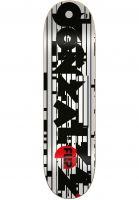 flip-skateboard-decks-gonzales-glitch-white-vorderansicht-0265334