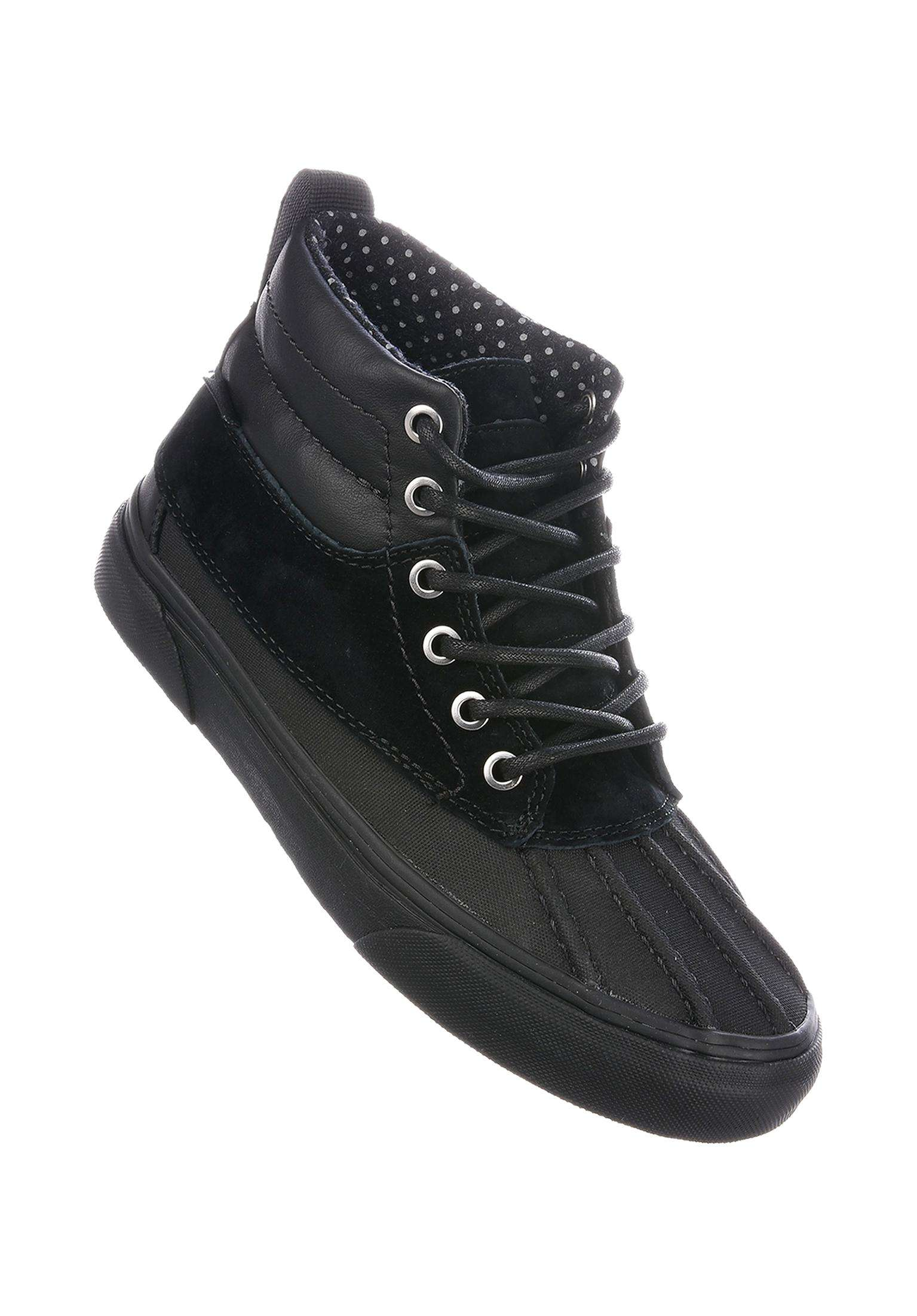 Sk8-Hi Del Pato MTE Vans All Shoes in black-polkadots for Women  00841dad2
