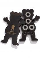 Grizzly-Kugellager-Bear-Ings-Abec-9-black-Vorderansicht