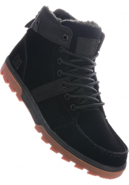 Woodland SE DC Shoes All Shoes in black