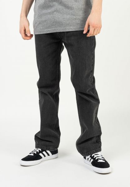 TITUS Jeans Regular black-bleached vorderansicht 0540472