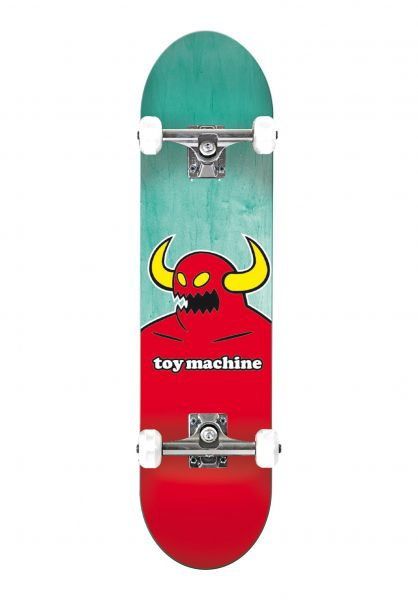 Toy-Machine Skateboard komplett Monster Mini natural vorderansicht 0161171