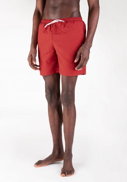 Forvert Beachwear Rinca red vorderansicht 0551906