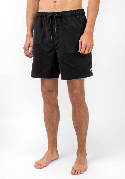 Billabong Beachwear All Day LB black vorderansicht 0205389