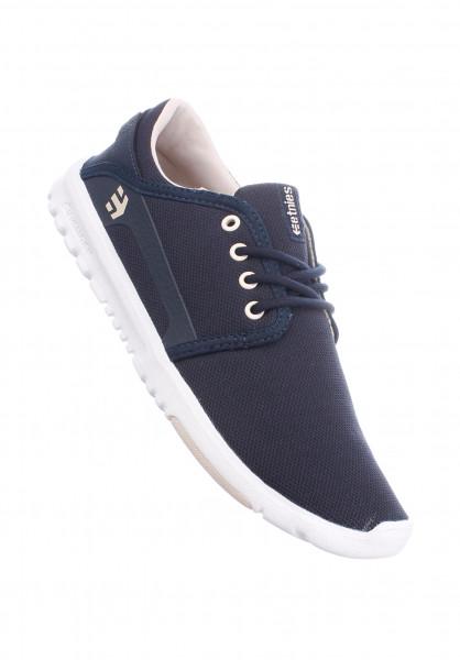 e8cd739e12b02 Scout etnies Toutes les chaussures en navy-tan-white pour Femme | Titus