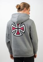 independent-hoodies-bar-cross-darkheather-vorderansicht-0444333