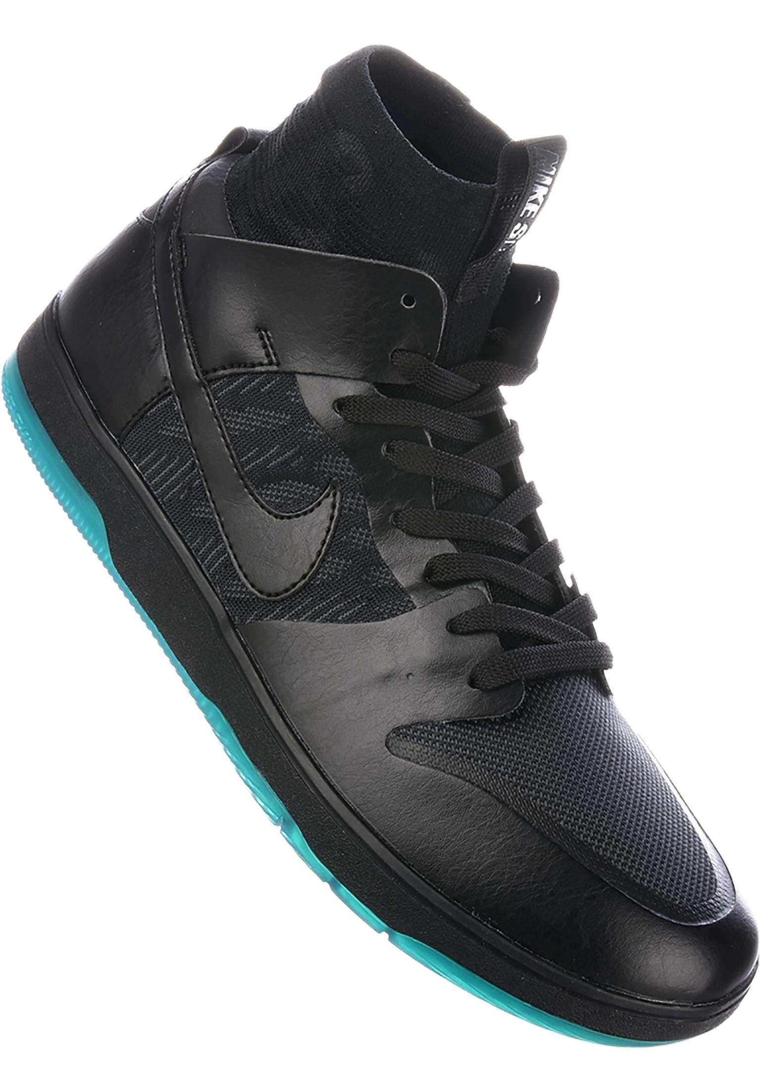 new concept a4b10 b8f7d Nike SB Zoom Dunk High Elite
