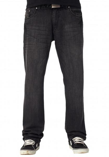 Reell Jeans Lowrider black-vintage Vorderansicht