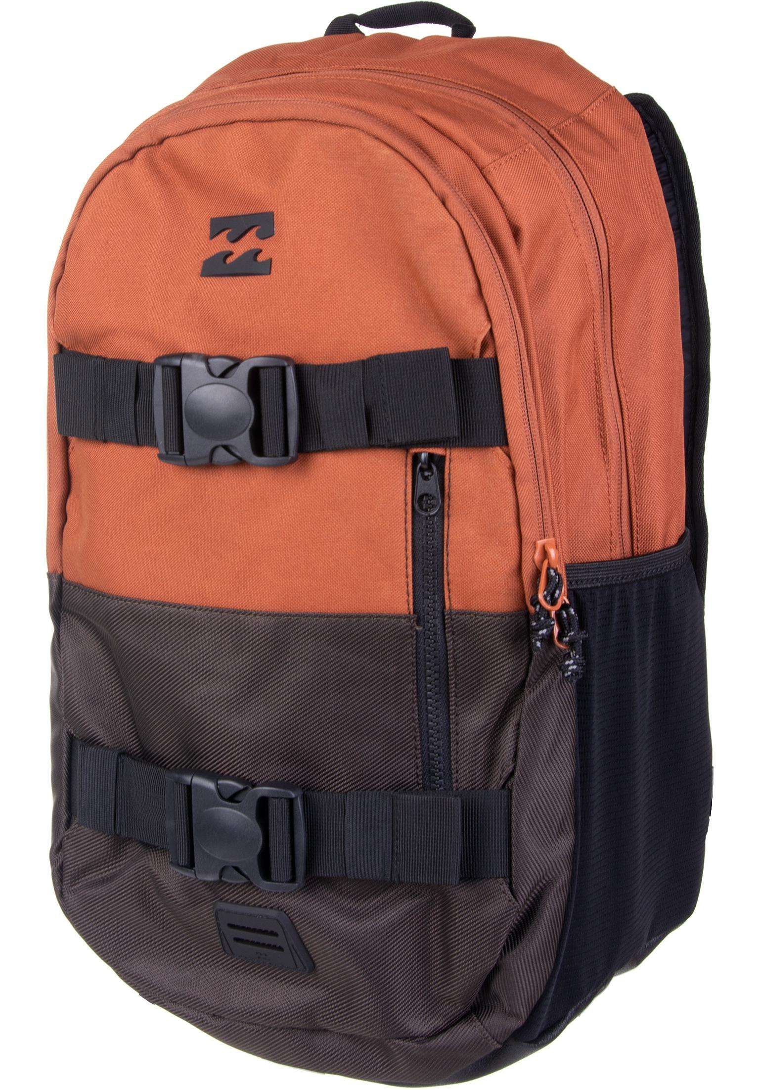 0c515f3d0256 Command Skate Billabong Backpacks in hazel for Men