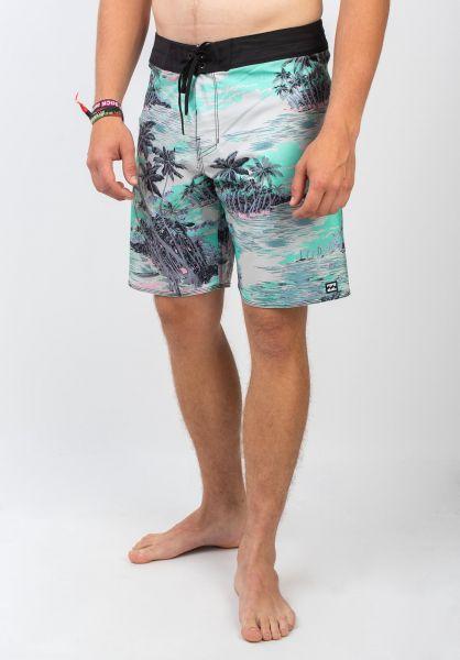 """Billabong Beachwear Sundays Pro 19"""" seafoam vorderansicht 0205303"""