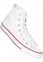 Converse-Alle-Schuhe-Chuck-Taylor-Allstar-Hi-white-Vorderansicht
