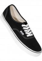 Vans-Alle-Schuhe-Authentic-black-white-Vorderansicht