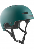 TSG Helme Evolution Solid Colors satin forest Vorderansicht