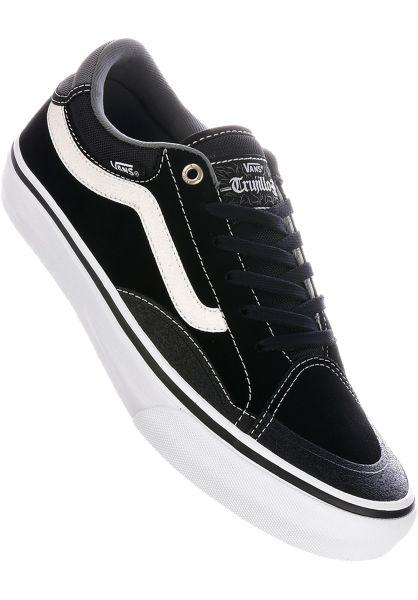 Vans Alle Schuhe TNT Advanced black-white vorderansicht 0604457