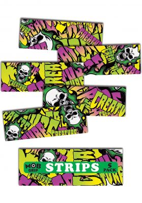MOB-Griptape Creature Logo Collage Grip Strips 5er