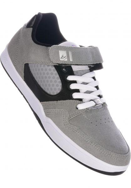 ES Alle Schuhe Accel Slim Plus grey-black-white vorderansicht 0604636