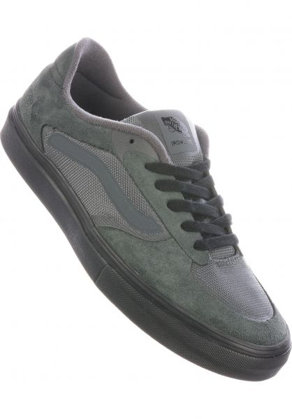 Vans Alle Schuhe Rowley Rapidweld Pro asphalt-black vorderansicht 0604705